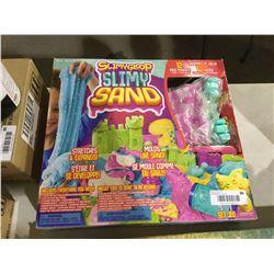 Slimy Gloop Slimy Sand Playset