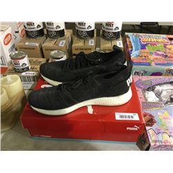 Puma Men's Black Iron Gate Size 13 Shoes