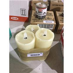 Sterno Home LED Candle Set