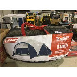 Coleman Arrowhead Weathertec Tent (17' x 10' x 6')