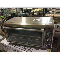 Black and Decker Crisp 'n Bake Large Capacity Air Fry Convection Oven No Box