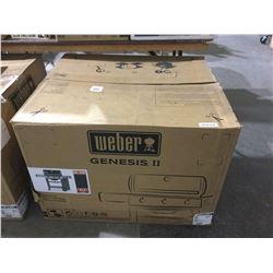 Weber Genesis II CE-330 Outdoor Gas Grill - As is