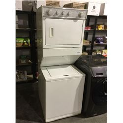 Whirlpool Thin Twin Laundry Center - As is
