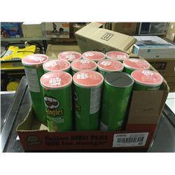 Case of Pringles Sour Cream and Onion (12 x 156g)