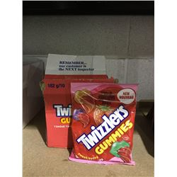 Case of Twizzlers Gummies (10 x 182g)