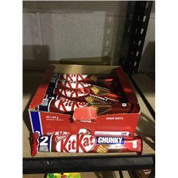 Nestle Kit Kat Chunky Wafer Bars