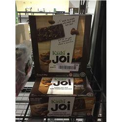 Kashi Joi Dark Chocolate Espresso Energy Nut Bars (12 x 55g) Lot of 2