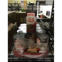 Case of Heinz Tomato Juice (12 x 284mL)