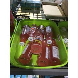 Bin of Natural Cabana Strawberry Lemonade (8 x 591mL)