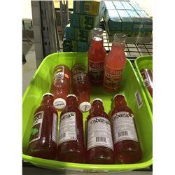 Bin of Natural Cabana Lemonade Assorted Flavors (9 x 591mL)