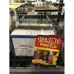 Case of Haribo Happy Cola Gummy Candy (12 x 175g)