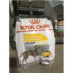 Royal CaninLarge Breed Sensitive Skin Care Dog Food (13.61kg)