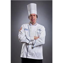 Elegant Gastronomic Private Dinner for 8 to 12 People Prepared by Award Winning Chef Joseph Bonapart