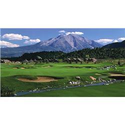 Aspen Glen Club Golf for 4