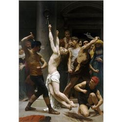 William Bouguereau - The Flagellation fo Our Lord Jesus Christ
