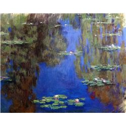 Claude Monet - Water Lilies 6