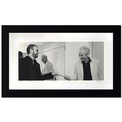 Ringo Starr & Charlie Watts by Shanahan, Rob
