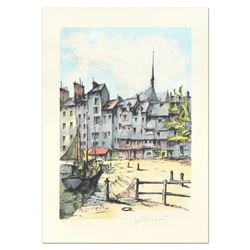 Honfleur by Laurant