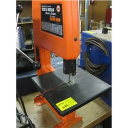 DRILL OPERATED B&D BAND SAW