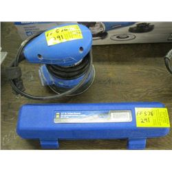 """PALM SANDER, 1/4"""" DRIVE TORQUE WRENCH"""