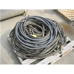 1 PALLET OF HYDRAULIC HOSES