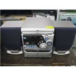 JVC COMPACT STEREO