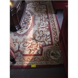 "5'3"" X 7'4"" AREA CARPET"