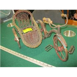 BICYCLE SIDE CHAIR