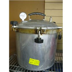 LARGE PRESSURE CANNER