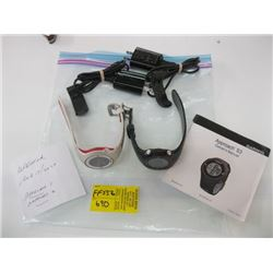 GARMIN APPROACH 1, GARMIN APPROACH 2 WATCHES WITH CHARGERS