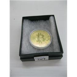 REPRODUCTION BIT COIN
