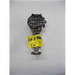 LARGE FACE MENS INVICTA WATCH