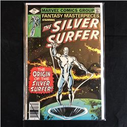 SILVER SURFER #1 (MARVEL COMICS) The Origin of the SILVER SURFER