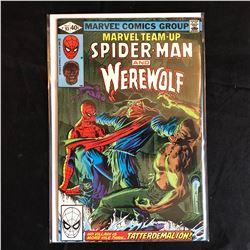 MARVEL TEAM-UP #93 (MARVEL COMICS) SPIDER-MAN and WEREWOLF