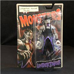 """""""UNDERTAKER"""" MONSTERS FIGURE As the Vampire"""