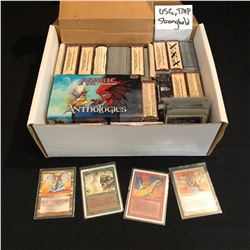 MAGIC THE GATHERING CARD LOT (USG/ TMP/ STRONGHOLD TRADING CARDS)