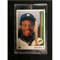 1989 Upper Deck #1 Ken Griffey Jr. Star Rookie