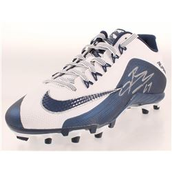 Brandon Jacobs Signed Nike Football Cleat (Beckett COA)