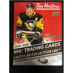 2019-20 UD TIM HORTONS COMPLETE MASTER HOCKEY CARD SET w/ ALL INSERTS Including SP1 TIM HORTON