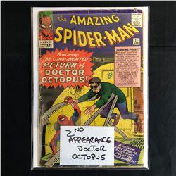 The AMAZING SPIDER-MAN #11 (MARVEL COMICS)