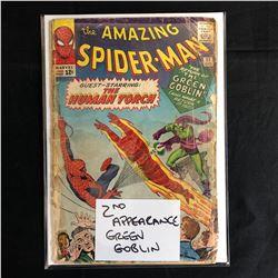 The AMAZING SPIDER-MAN #17 (MARVEL COMICS)