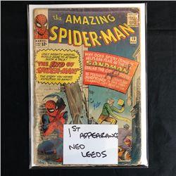 The AMAZING SPIDER-MAN #18 (MARVEL COMICS)