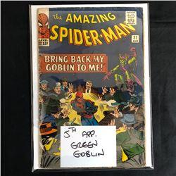 The AMAZING SPIDER-MAN #27 (MARVEL COMICS)