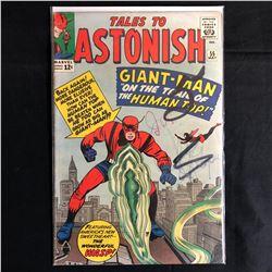 TALES TO ASTONISH #55 (MARVEL COMICS)