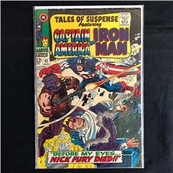 TALES OF SUSPENSE #92 (MARVEL COMICS)