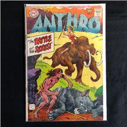 ANTHRO #1 (DC COMICS)