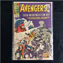 The Avengers #14 (MARVEL COMICS)