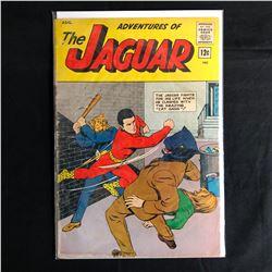 Adventures of the Jaguar #13 - Archie Adventure Series