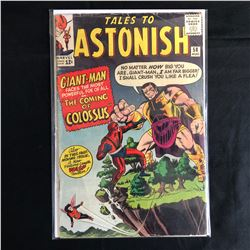 TALES TO ASTONISH #58 (MARVEL COMICS)