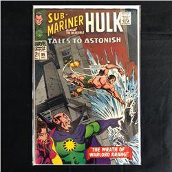 TALES TO ASTONISH #86 (MARVEL COMICS)
